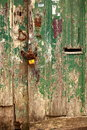 Timebattered Door Stock Images