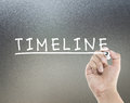 Timeline Text