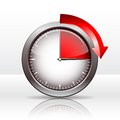 Timer clock Royalty Free Stock Photography