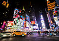 Times Square Royalty Free Stock Images