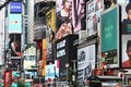 Times Square adverts