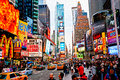 Royalty Free Stock Images Times Square, New York City, USA.
