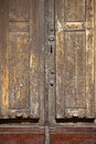 Timeworn Door Stock Image
