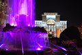 Timisoara opera house Royalty Free Stock Photo