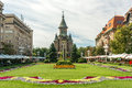 The Timisoara Orthodox Cathedral Royalty Free Stock Photo