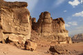 Timna  Park, Arava Desert Royalty Free Stock Photos