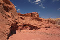 Timna park desert arava israel near eilat Royalty Free Stock Photos