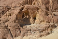 Timna valley, the arch Royalty Free Stock Photo