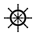 Timon boat isolated icon
