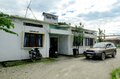 Timor post publishing office daily at dili east Royalty Free Stock Photography
