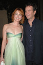 Timothy Hutton,Alicia Witt Royalty Free Stock Images