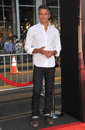 Timothy olyphant los angeles ca september at the los angeles premiere of his movie this is where i leave you at the tcl chinese Stock Images