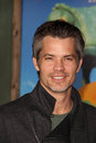 Timothy olyphant at the rango los angeles premiere village theater westwood ca Royalty Free Stock Image