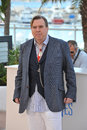 Timothy spall cannes france may at the photocall for his new movie mr turner at the th festival de cannes Stock Photography