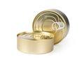Tin can Royalty Free Stock Photo