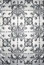 Tin Metal Heart Pattern Background Royalty Free Stock Photo