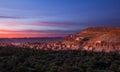 Tinghir Morocco sunrise Royalty Free Stock Photo