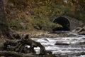 Tinker`s Creek Viaduct Royalty Free Stock Photo
