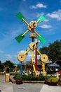 Tinkertoys, Downtown Disney, Orlando, Florida. Royalty Free Stock Photo