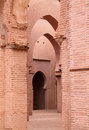 Tinmal Mosque High Atlas Marrakesh Morocco Stock Photo
