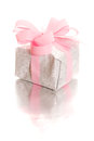 Tiny gift Stock Images