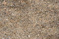 Tiny grains of sand macro close up texture. Royalty Free Stock Photo