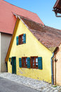 Tiny little house old in germany Royalty Free Stock Photography