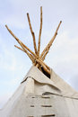 Tipi Royalty Free Stock Photo