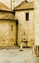 Tipical houses of tuscany Royalty Free Stock Photo
