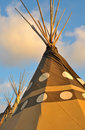 Tipis Royalty Free Stock Photo