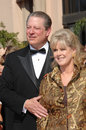Tipper Gore,Al Gore Stock Photos
