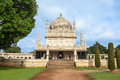 Tippu sultan s tomb in india the of the on the island of srirangapatna Stock Photo