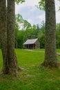 Great Smoky Mountain National Park Royalty Free Stock Photo