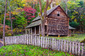 Tipton Place, Cades Cove, great Smoky Mountains Royalty Free Stock Photo