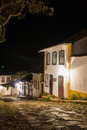 Tiradentes historical city minas gerais brazil Stock Images
