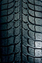 Tire pattern Stock Image