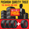 Tire Shop and Service poster