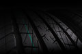 Tire stack selective focus Royalty Free Stock Photo