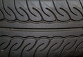 Tire texture Stock Photography
