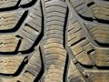 Tire texture background Stock Image
