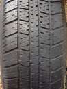 Tire tread close up of a tires Stock Photos