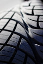 Tire tread image of a design Royalty Free Stock Images