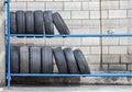 Tires Storage