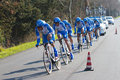 Tirreno Adriatico, first stage Royalty Free Stock Images