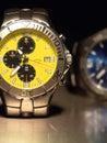 Titanium Watches Royalty Free Stock Photos