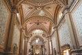 Church of Tlalpujahua in michoacan, mexico XX Royalty Free Stock Photo