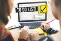 To Do List Time Management Reminder Prioritize Concept Royalty Free Stock Photo
