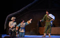"""To the people's Liberation Army for help-Peking Opera """"Taking Tiger Montain By Strategy"""""""