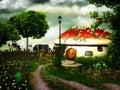 Toadstool Cottage