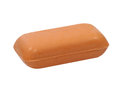 Toaleta soap.Isolated. Obraz Stock